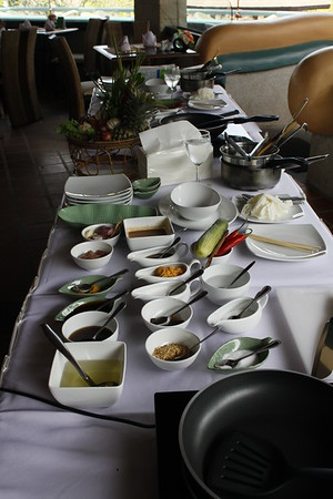 Thai Cooking Class at Mangosteen Restaurant