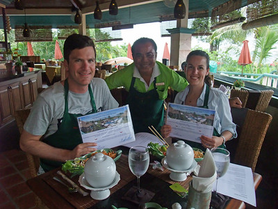 Thai Cooking Class at Mangosteen Resort & Ayurveda Spa, Phuket 2015