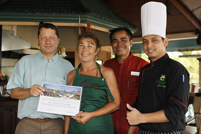 Thai Cooking Class at Mangosteen Resort & Ayurveda Spa, Phuket - learn how to cook some of Thailands most famous dishes. The private class is organized in our restaurant individually for couples.