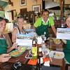 Thai Cooking Class at Mangosteen Restaurant Phuket 23Nov2014