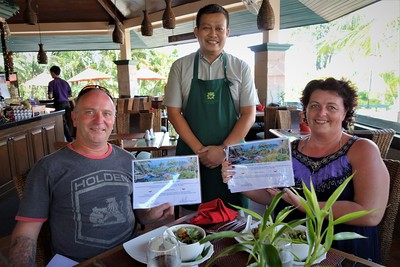 Thai Cooking Class at Mangosteen Restaurant & Wine Cellar. AUTHENTIC HOME-STYLE THAI CUISINE & MEDITERRANEAN DELIGHTS WITH ASIAN HERBS AND SPICES – ORGANIC, FRESH AND HEALTHY!