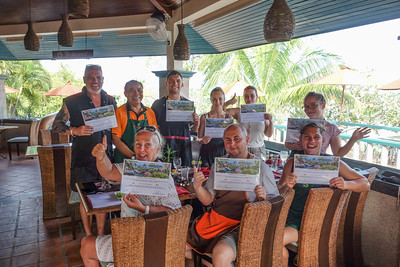 Thai Cooking Class with Khun Rod, Mangosteen Restaurant & Wine Cellar. AUTHENTIC HOME-STYLE THAI CUISINE & MEDITERRANEAN DELIGHTS WITH ASIAN HERBS AND SPICES – ORGANIC, FRESH AND HEALTHY!