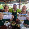 Thai Cooking Class at Mangosteen Resort Phuket, Kirstyn and Timothy 29Aug2914