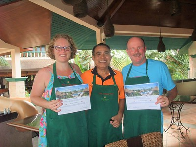 Thai Cooking Class @ Mangosteen Phuket, 10Nov2017