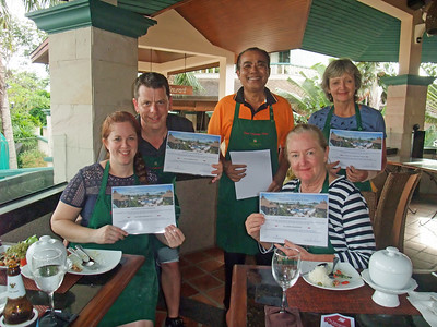 Tha Cooking Class @ Mangosteen Resort Phuket 24Nov2017