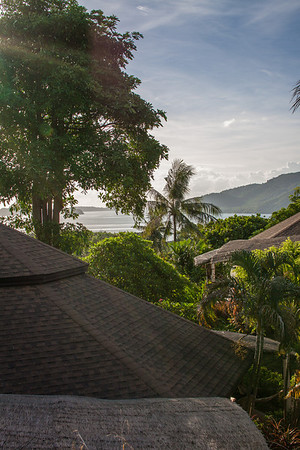 Morning Views at Mangosteen Resort & Ayurveda Spa, Phuket