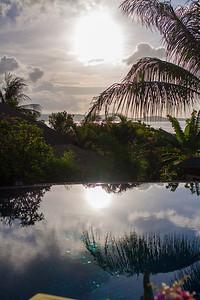 Morning Views at Mangosteen Resort & Ayurveda Spa, Phuket