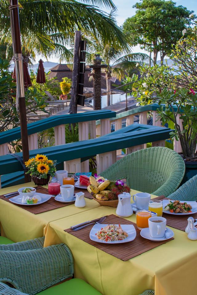 Breakfast Buffet @ Mangosteen Resort & Ayurveda Spa
