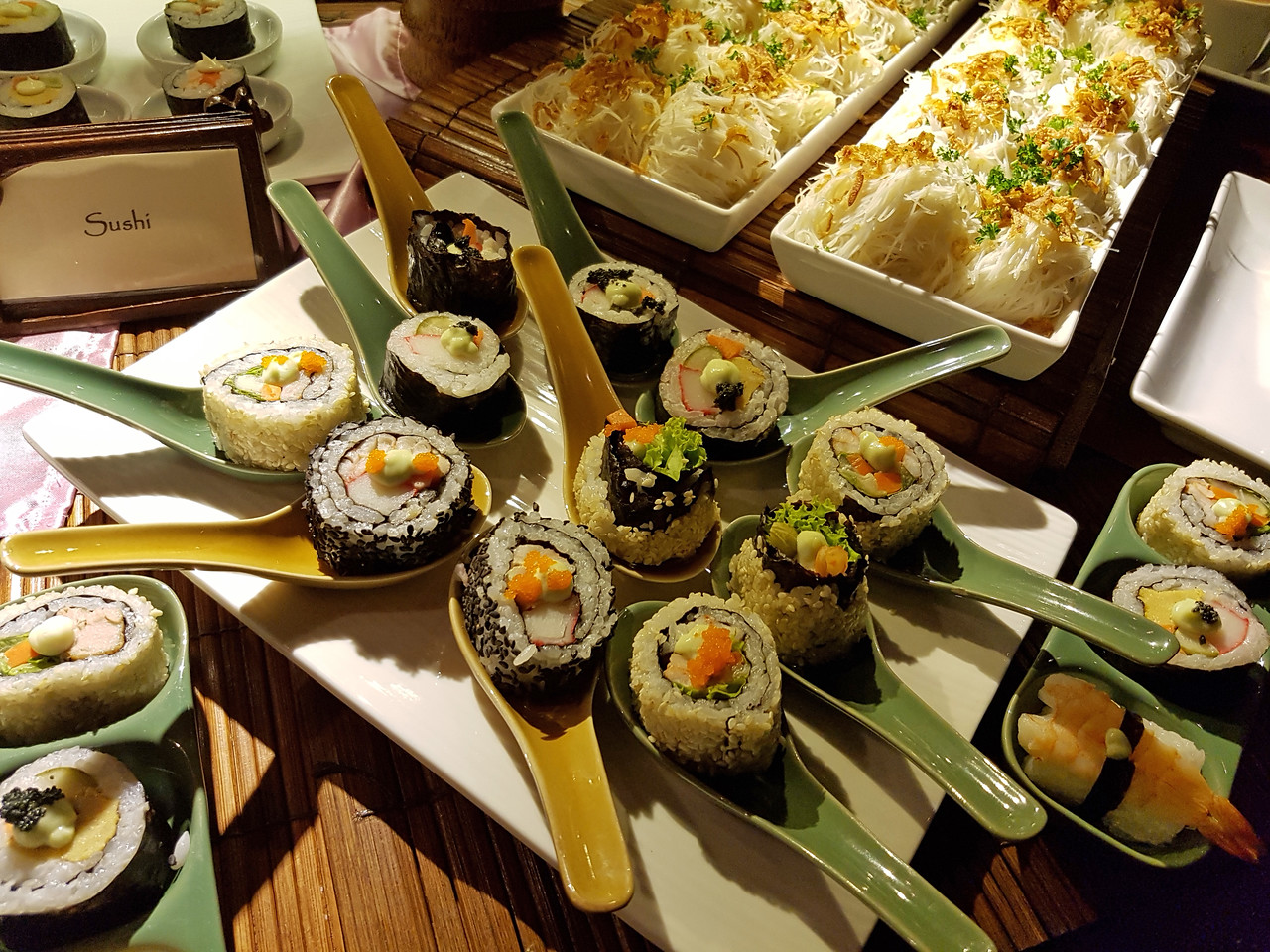 5 Gems of Asia Buffet Night (7)