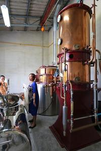 Chalong Bay Rum Distillery