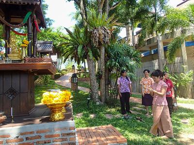 Songkran 2014 @ Mangosteen Resort & Ayurveda Spa, Phuket