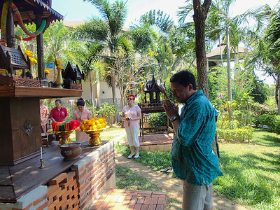 Songkran 2014 @ Mangosteen Resort & Ayurveda Spa, Phuket