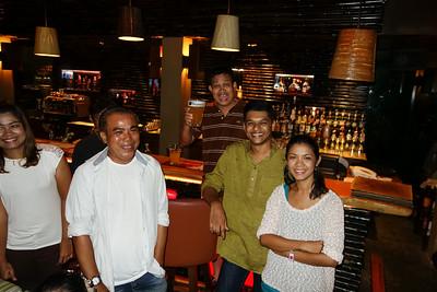 2014.07 - Khan Eang @ Pier with Team Mangosteen