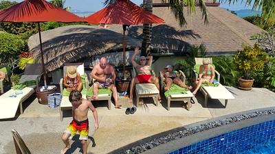 New Year 2014 around the pool (6)