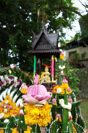 2015.06 - Buddhist Ceremony @ Mangosteen Resort