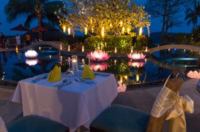 Loy Krathong 2015 @ Mangosteen Resort & Ayurveda Spa