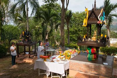 Songkran 2016 @ Mangosteen Resort & Ayurveda Spa, Phuket