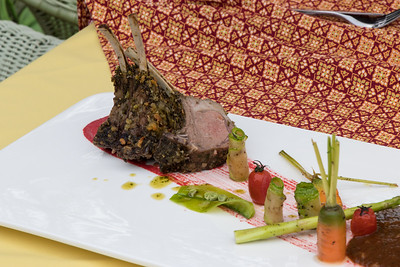 Wine Cellar Dinner Food-5