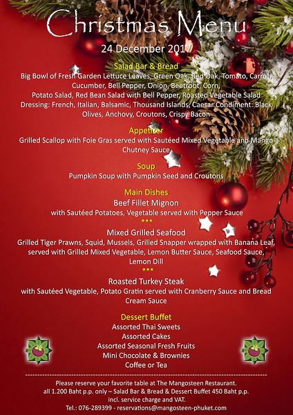 2017.12. - Christmas Eve Dinner