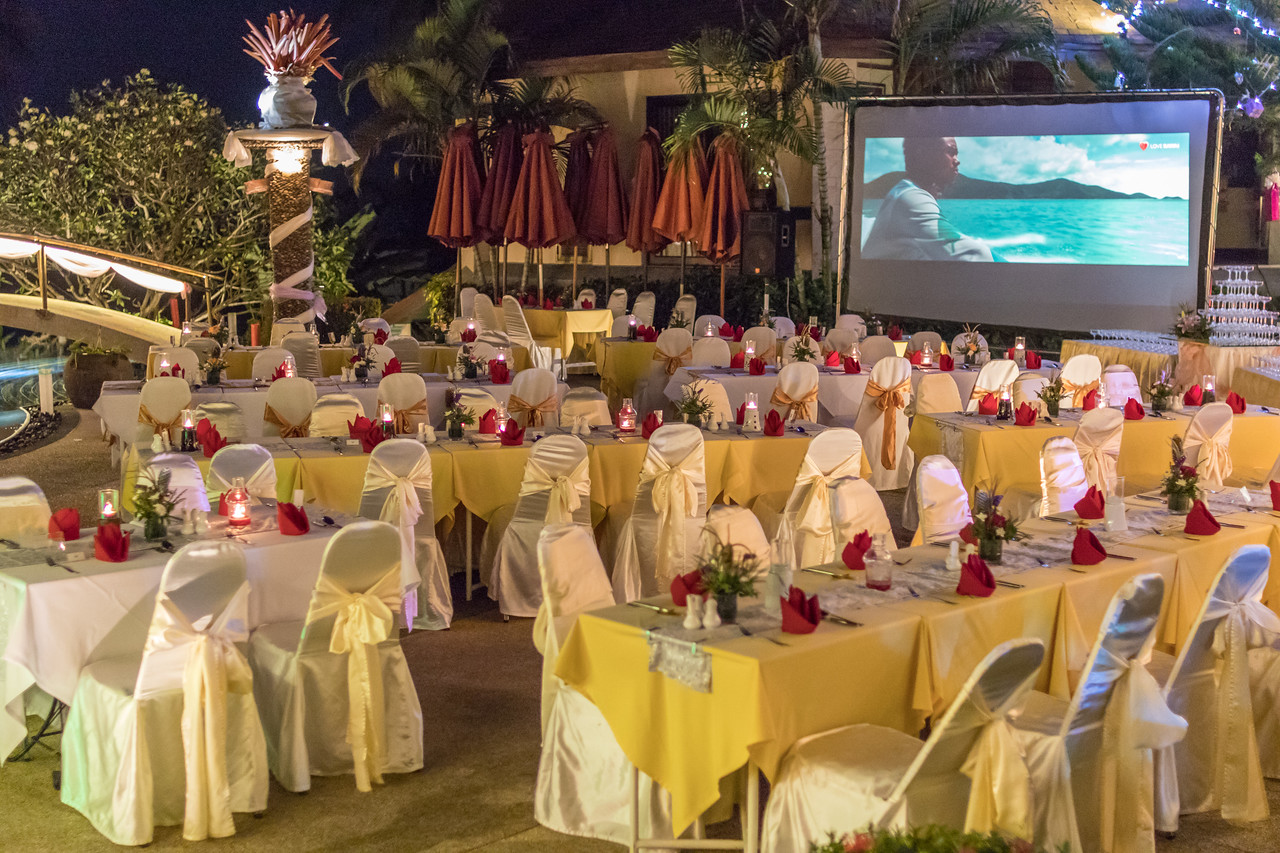 Casino Royale New Year Party 2017-2018 at Mangosteen Resort & Ayurveda Spa