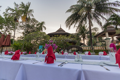 Franca's 80th Birthday Party at Mangosteen Resort