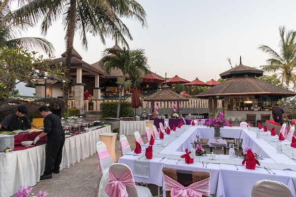 2018.02. - Franca's 80th Birthday Party at Mangosteen Resort