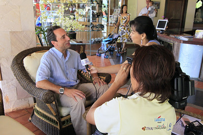 Golden Tulip Mangosteen Resort & Spa, Phuket Thailand - Signing of management agreement on the 6th of December 2009. The Mangosteen Resort & Spa, becomes the first Golden Tulip Resort in Thailand and rebrands as Golden Tulip Mangosteen Resort & Spa!