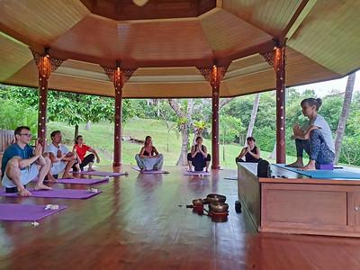 Anna Awakening Embodiment, Ayurveda, Wellness, Yoga Retreats Phuket Thailand, vegetarian, vegan, organic healthy food and drinks at Mangosteen Ayurveda & Wellness Resort, Rawai, Phuket.