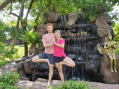 Ayurveda, Wellness and Yoga Retreats, Vegetarian, vegan, organic healthy food and drinks at Mangosteen Ayurveda & Wellness Resort, Rawai, Phuket.