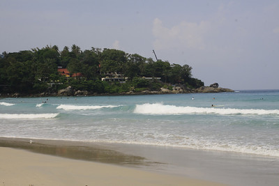 2011.08 - Mass Massage Kata Beach