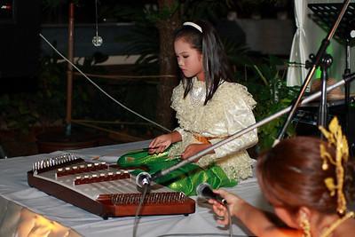 New Year 2009, party at The Mangosteen Resort & Spa, Phuket.
