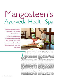 Mangosteen Phuket Ayurveda Health Spa 1