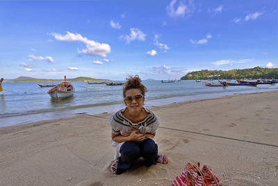 Rawai Beach Beauty HDR