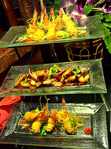 Phuket Mangosteen Restaurant Thai Food Lovers Night, authentic Thai dishes at local prices. Phuket's best Thaifood, every Thursday evening.