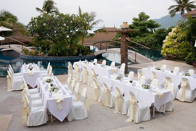 Phuket Wedding, The Mangosteen Boutique resort & Spa, Thailand. Ask the wedding specialists to arrange your special day here in Phuket!