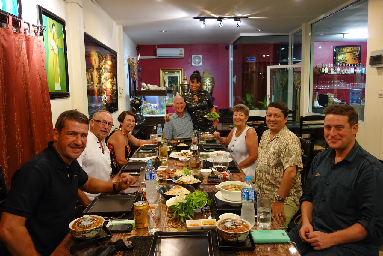 Saigon Restaurant, Dinner with Club Mangosteen Members-3