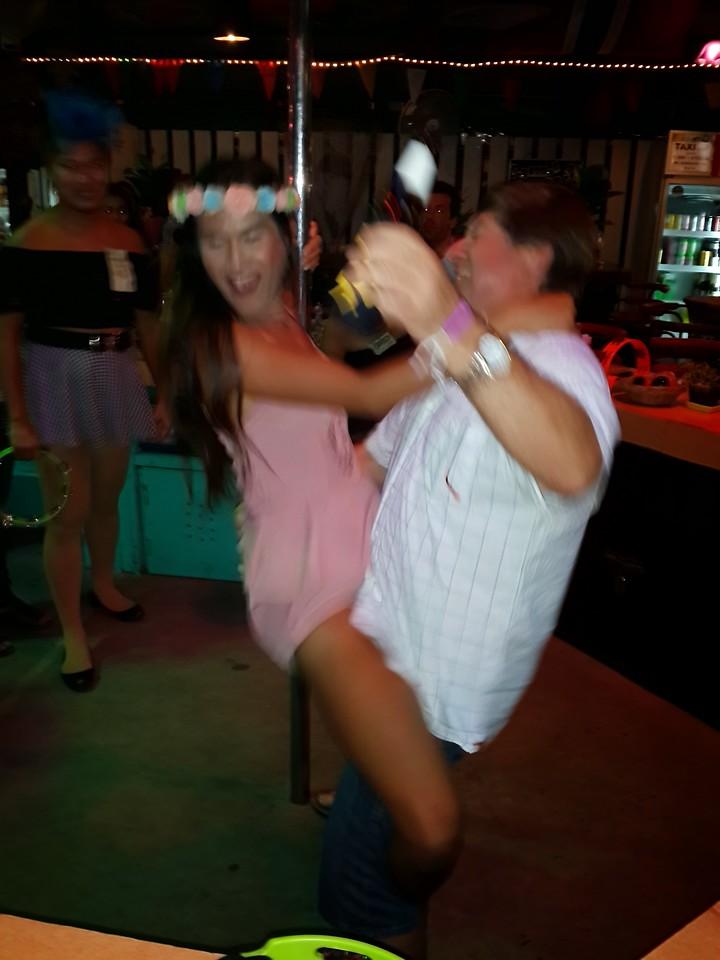 Mangosteen Resort excursion to infamous Sunshine Bar (10)