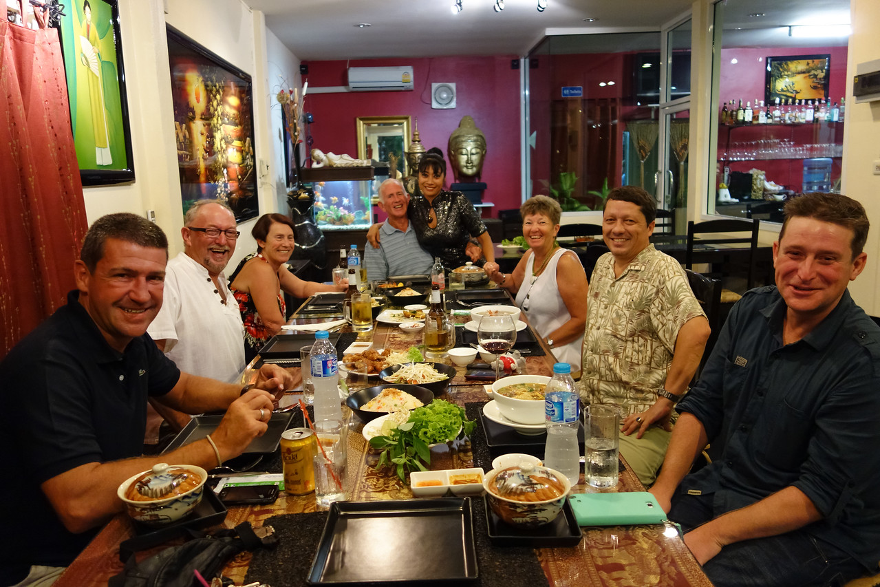 Saigon Restaurant, Dinner with Club Mangosteen Members-4