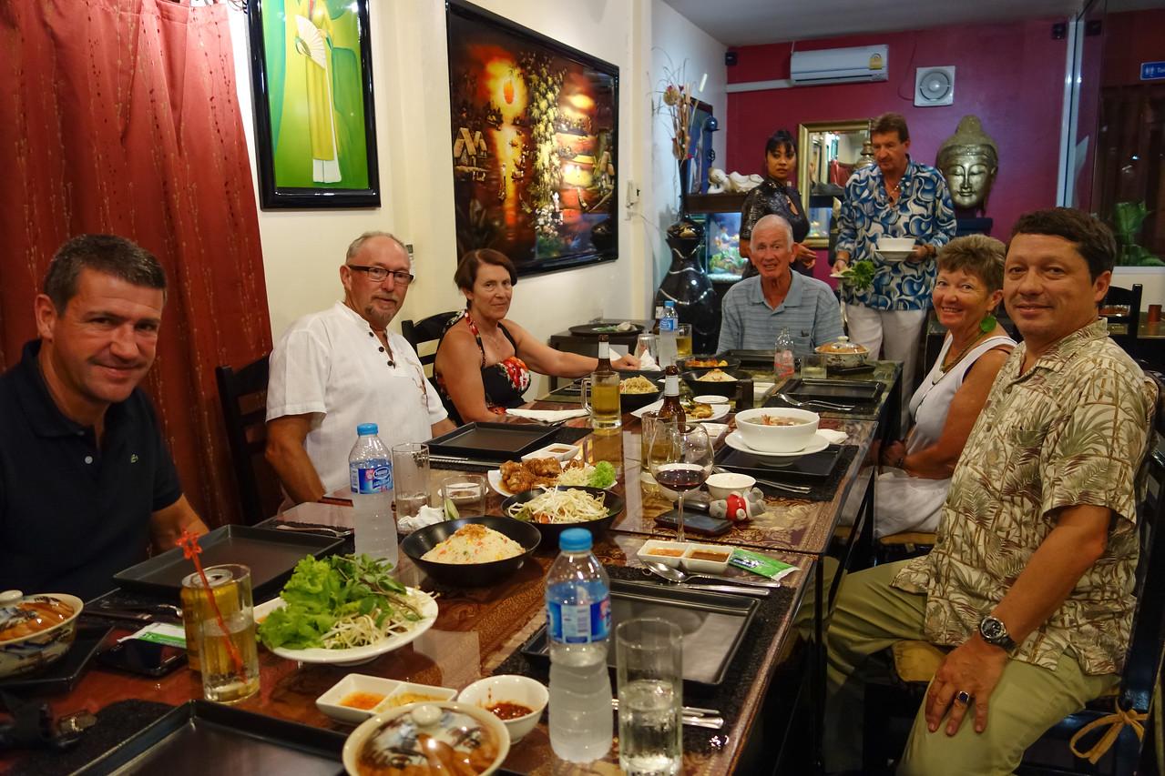 Saigon Restaurant, Dinner with Club Mangosteen Members-2