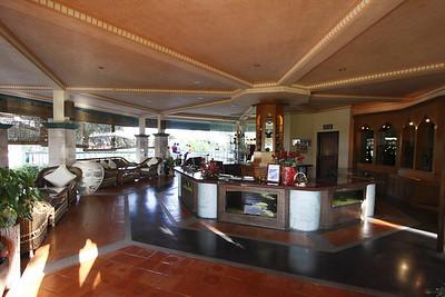 Mangosteen Resort Reception