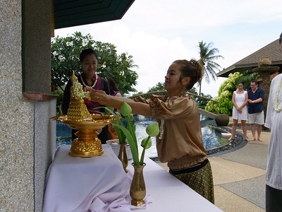 The Mangosteen Boutique Resort Phuket celebrates Songkran 2009