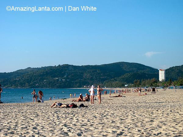 Karon Beach. Phuket. Thailand.