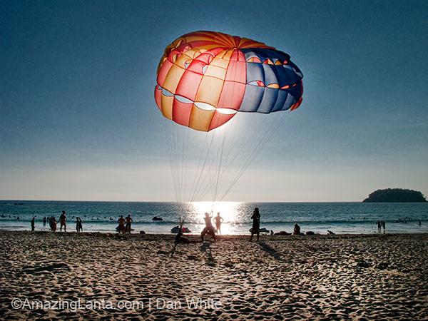 Kata Beach. Phuket. Thailand.