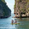 Phi Phi Leh. Koh Phi Phi. Thailand.