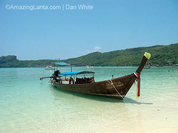 Ao Dalum. Koh Phi Phi. Thailand.