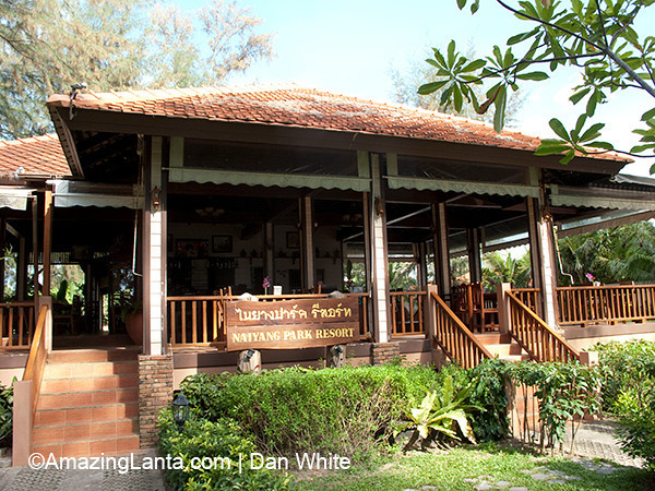 Naiyang Park Resort. Phuket. Thailand.