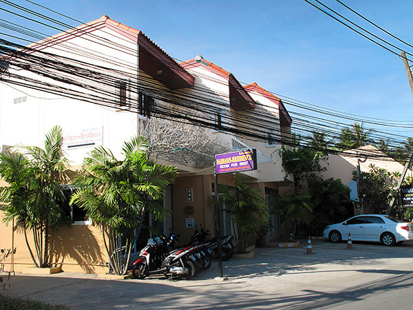 Naiharn Residence. Phuket. Thailand.