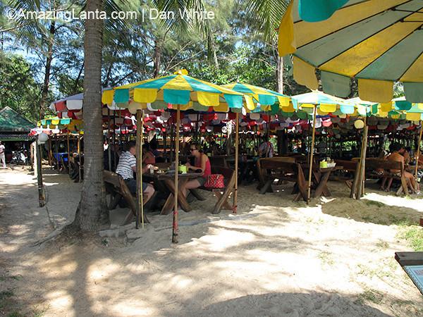 Original Sunset Restaurant, Naiharn Beach, Phuket, Thailand