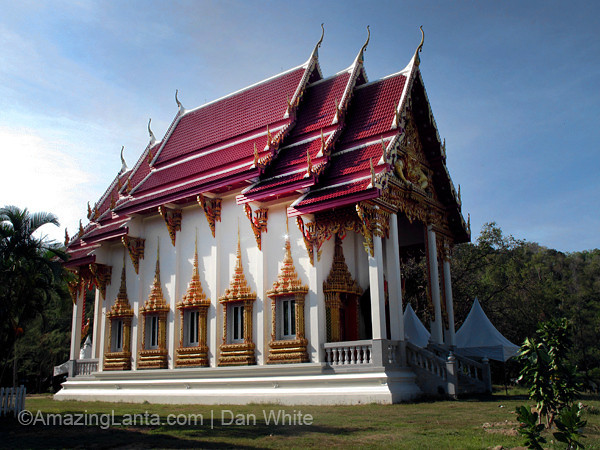 Wat Naiharn. Naiharn Beach. Phuket. Thailand.