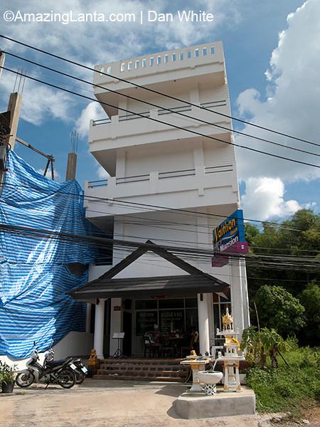 Naithon Mansions. Phuket. Thailand.